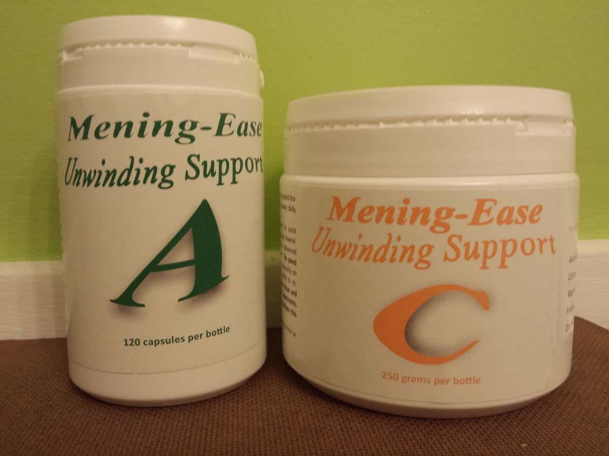 Unwinding supplement