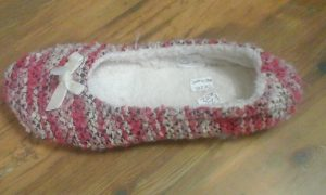 bad shoe